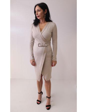 BODYFORM - ołówkowa sukienka