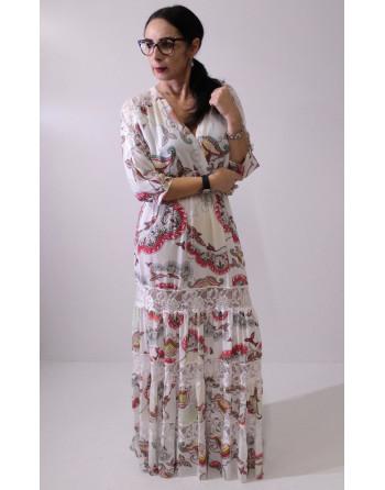 GIL SANTUCCI - sukienka maxi