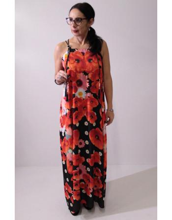 SERPIL - sukienka maxi