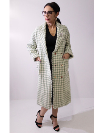 Płaszcz oversize - model...