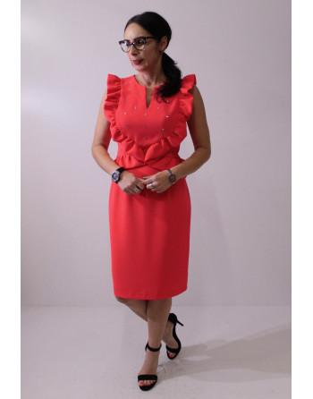 LASAGRADA - ołówkowa sukienka