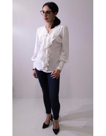 ARAS - koszula z żabotem