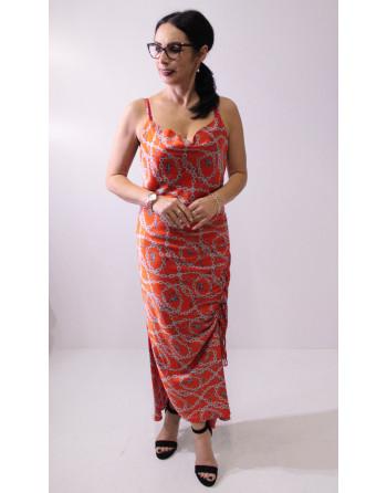 LONDONLOOK - sukienka maxi