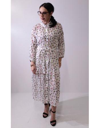 IMPERIAL - sukienka midi w...