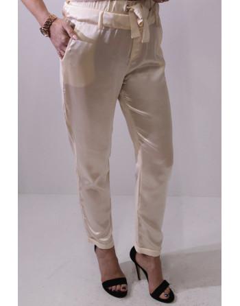 DAZNA - bawełniane spodnie