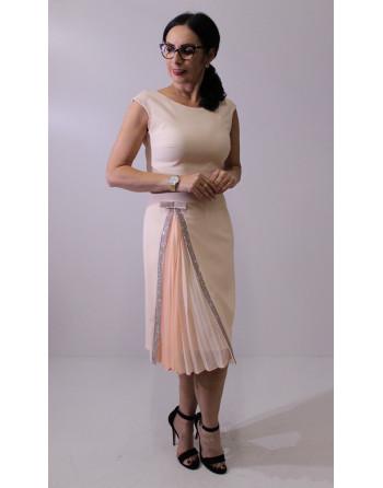 ODRELLA - wizytowa sukienka