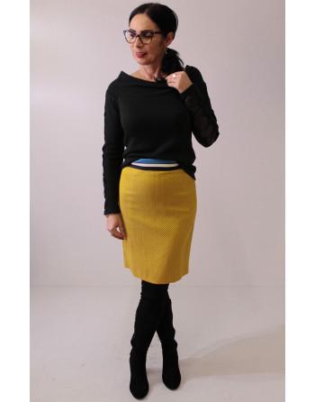 GIZIA - ołówkowa spódnica