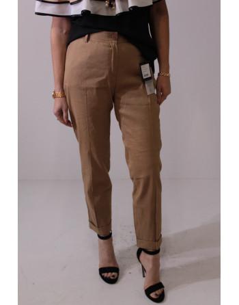 CRISTINA EFFE - beżowe spodnie
