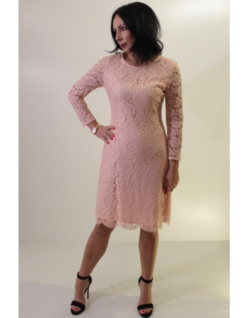 EVONA - ołówkowa sukienka